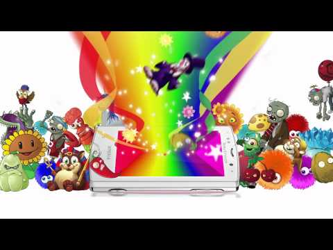 PopCap Games on Sony Ericsson Devices