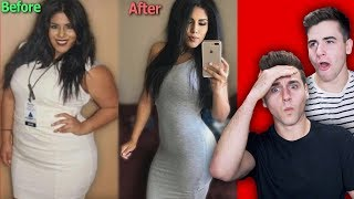 Incredible Weight Loss Transformations!