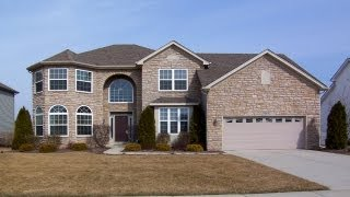 Yorkville IL, Short Sale. Beautiful Home For Sale In Prairie Meadows Subdivision