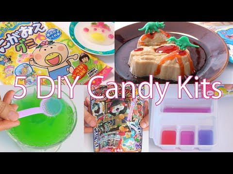 5 Interesting DIY Candy Kits for ASMR