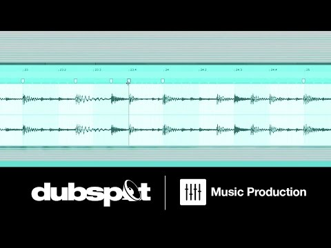 Dubspot Ableton Live Tutorial - Warping Multiple Clips at Once