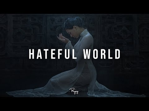 """Hateful World"" - Piano Rap Beat 