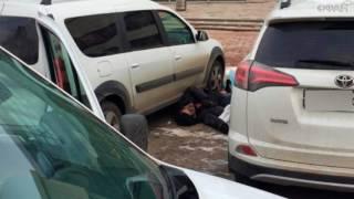 В #Петербург майор в отставке 23 02 2017 #застрелилграбителя