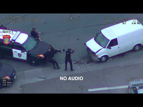 Police Release Dramatic Video Of Chase And Fatal Shooting Of Kidnapping Suspect April 16 2020 Instant Regret