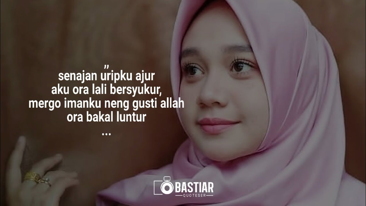 Quotes Kata Kata Jawa Menginspirasi Cocok Buat Status Wa Youtube