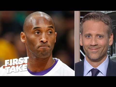 Kobe Should Be On The 'All-NBA Worst Team' Of The 2010s - Max Kellerman   First Take
