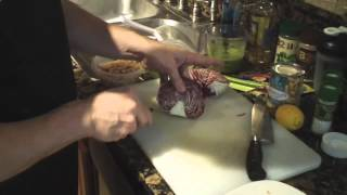 Chef Stacey's Kitchen - White Bean Tuna Salad With Radicchio