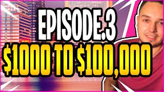 Official Challenge To Make $100,000 Dollars On Expert Option (EP3)