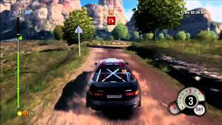 Achieving a world record on WRC 3