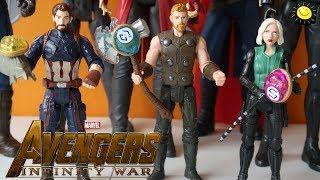 Thor y la Gema del Infinito💥 Avengers Infinity War CON SPOILERS | Kidsplace Town