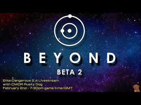 Repeat Elite:Dangerous - Beyond Beta 2 - the FINAL week ! by