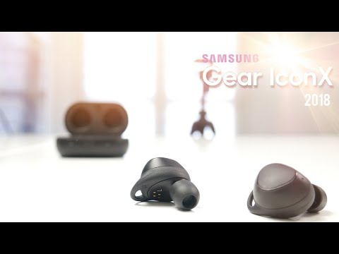 samsung gear iconx 2018 que valent les concurrents des. Black Bedroom Furniture Sets. Home Design Ideas
