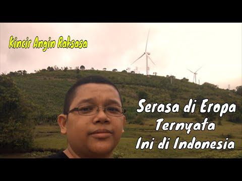 wisata-ke-kincir-raksasa-di-kebun-angin-pltb-sidrap---pembangkit-listrik-tenaga-bayu