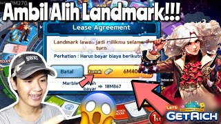 GAMEPLAY S+ BEETHOVEN!!! CARD GG?!! | LINE LET'S GET RICH INDONESIA