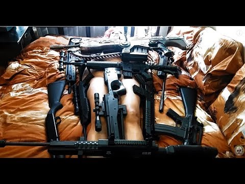 Hot Girls With Guns United Around The Globe After YouTube Banned All Male NRA & Gun Channels