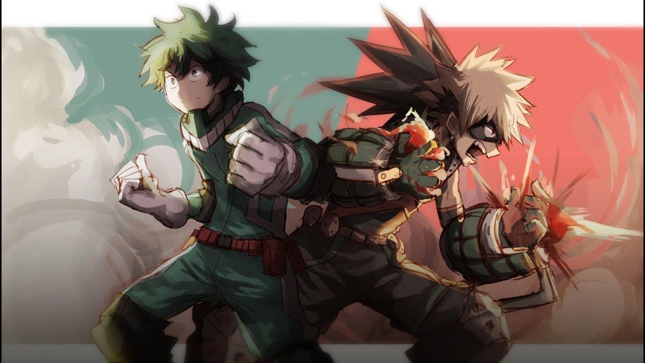 Boku No Hero Academia Watch Online