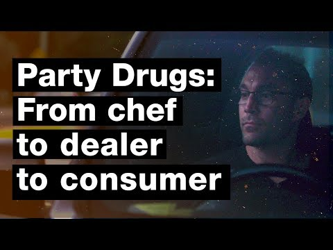The MDMA Highway: From Cook To Consumption