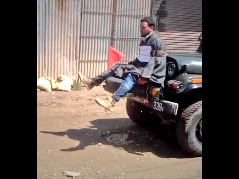 Indian Army strong Reply to stone Pelting  in  Kashmir (Instant Karma)April2017-2018Indian Army way