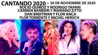 Cantando 2020 - Programa 30/11/20 - Comienza la gala
