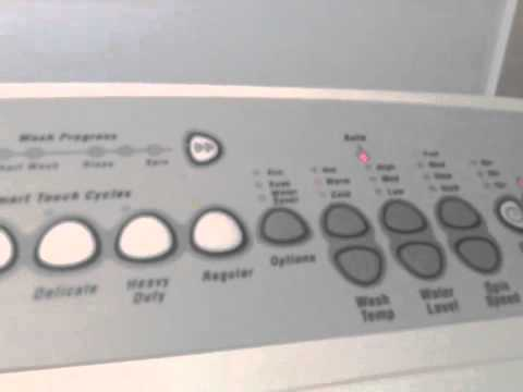 Fisher Paykel Washer Final Spin
