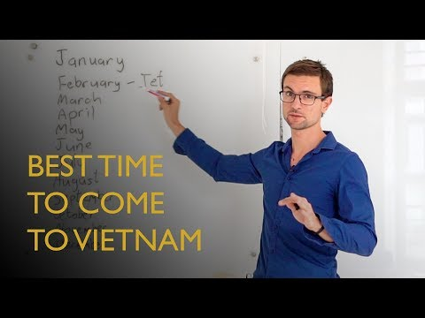 Get A Job Teaching English In Vietnam: What Are The Best Times Of Year?