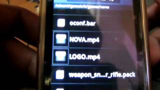 """Gameloft """"This video cannot be played"""" (force close)error FIX"""