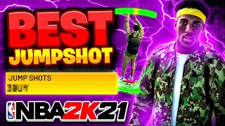 THIS JUMPSHOT SAVED MY LIFE • BEST JUMPSHOTS IN NBA 2K21 FOR ALL POSITIONS, ARCHETYPES & BUILDS