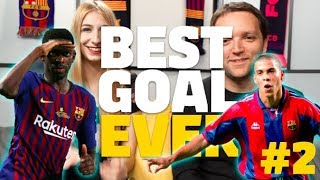 WHAT IS BARÇA'S BEST GOAL EVER? | Goals Compilation (Episode 2)