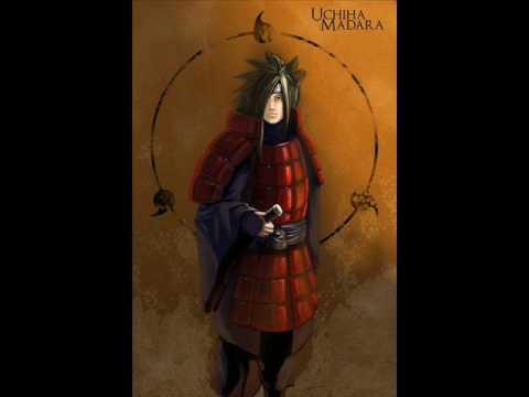 Uchiha Madara-The Fight