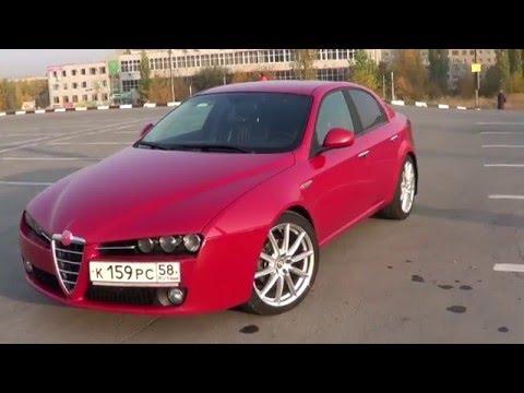 Alfa Romeo 159 2.2. JTS ОБЗОР