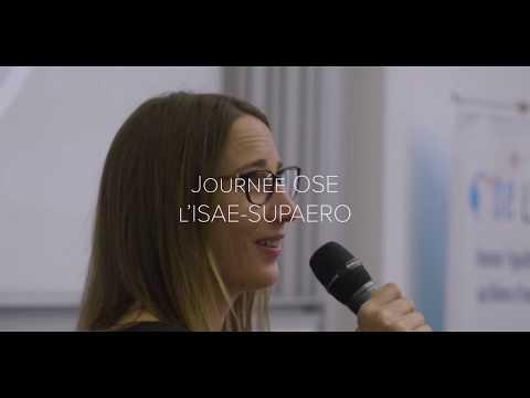 Programme d'ouverture sociale OSE l'ISAE-SUPAERO - Journée annuelle