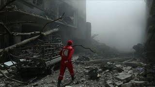 Syrie:Douma bombardée par le régime, au moins 25 civils tués thumbnail
