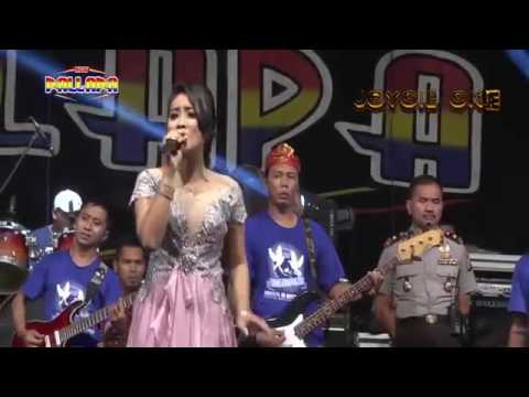 TUMHIHO   Duet ANISA & GERRY MAHESA   New palapa LIVE PACAR KEMBANG 2016