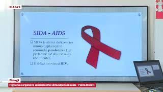E Mesimi Klasa 9 - 9524 Biologji - Higjiena E Organeve Seksuale Dhe Sëmundjet Seksuale