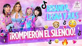 Brianda, Legna y Juls en Pinky Promise- T2- Ep.7