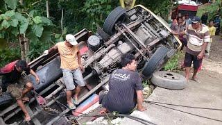 truck derek Super kuat - Tanjakan Kali Jirak