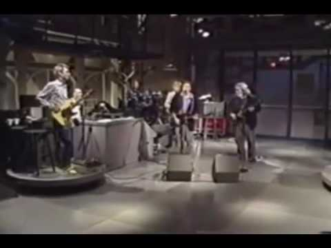 Jerry Garcia, Bob Weir, and the Paul Shaffer Band: Masterpiece - 09-17-1987 - David Letterman