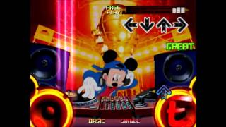 Dance Dance Revolution Disney Mix Mickey Mouse March