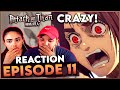 SHE IS JUST CRAZY! - Attack on Titan Season 4 Episode 11