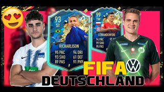 ELIASN97 zieht Richarlison TOTS | SALZ0R spielt Lewandowski als Torwart | FIFA 20 Highlights Deutsch