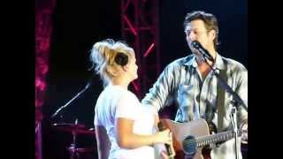 "Blake Shelton and Miranda Lambert - 'HOME"" - 2010"