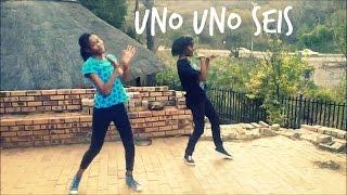UNO UNO SEIS -Andy Mineo  ft. Lecrae  dance cover @MattSteffanina