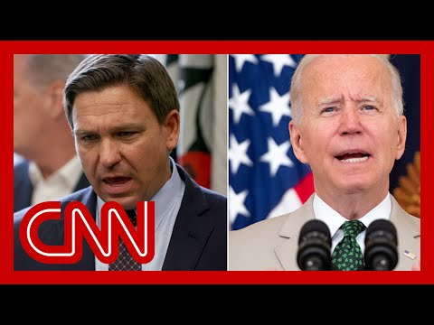 DeSantis fires back at Biden with 'low blow' in escalating war of words