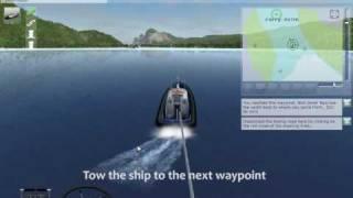Ship Simulator 2008 Tutorial