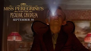 Miss Peregrine's Home For Peculiar Children | Meet the Peculiars: Horace | 20th Century FOX