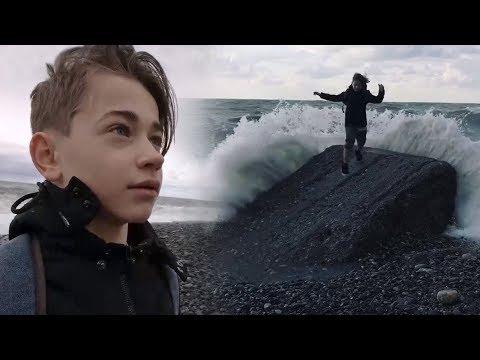 Рутгер Гарехт. Сочи, море и пес Шурик) январь 2019