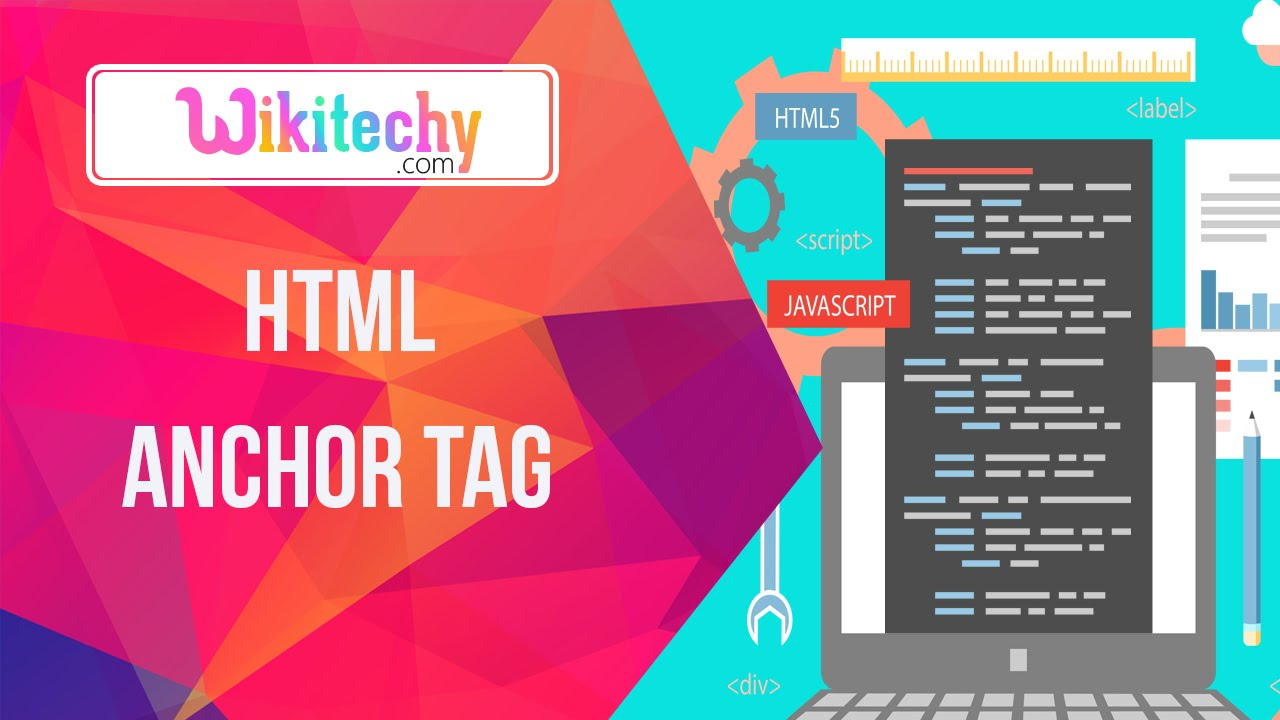 html anchor tag tutorial web design website design web