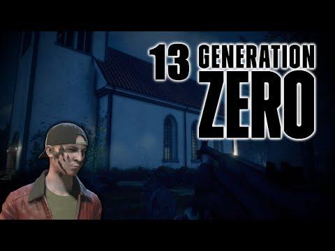 generation zero der weg der götter