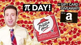 Best Pi Day 2017 Deals + Amazon Gift Card Giveaway!