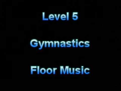 level 5 gymnastics floor music